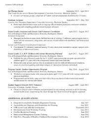 Physical Therapy Resume Sample by Aba Therapist Resume Samples Contegri Com