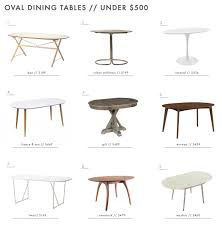 Lucite Dining Room Table A Roundup Of 126 Dining Tables For Every Style And Space
