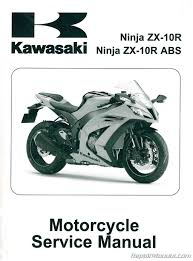 kawasaki ninja zx 10r manual 2011 2014