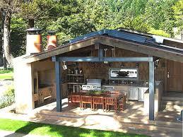 Garden Kitchen Design by Tips For An Outdoor Kitchen Diy