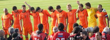 Niederländische Fußballnationalmannschaft