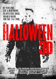the horrors of halloween fan made halloween 3d posters