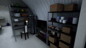 survival safe room by blitzwood in props ue4 marketplace