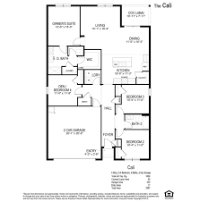Centex Home Floor Plans by Cali Cape Coral Homes Cape Coral Florida D R Horton