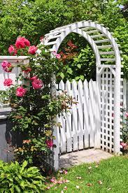 three ways to turn a garden gate into a garden focal point u2013 twin