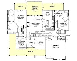 one story floor plan with upstairs bonus needs a sunroom