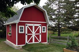 12 16 tall barn style gambrel roof shed plans