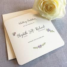 folded invitation esme folded wedding invitation eaton wedding stationery