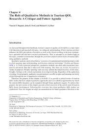 Qualitative Data Analysis  Describe and Critique Essay Example