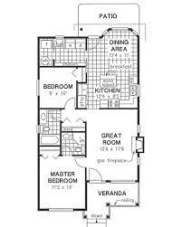 house plans 1000 sq ft bungalow