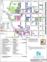 Map Of Clearwater Florida Clear Sky On Cleveland U2013 A Global Bistro