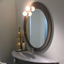 2016 latest bathroom mirror frame and light designs available