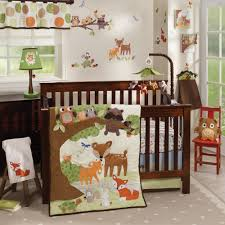 Mini Crib Set Bedding by Woodland Tales 4 Piece Crib Bedding Set Baby Pinterest Bed