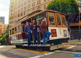 San Francisco Cable Car Map by San Francisco Cable Cars Tour San Francisco