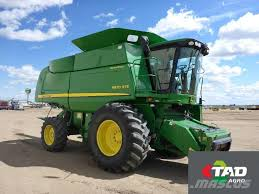 used john deere 9870 sts combine harvesters for sale mascus usa