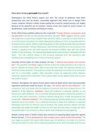 Julius Caesar Objective Quiz  Test   amp  Essay   This product contains a     studylib net