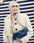Daphne Selfe, 85, strikes a pose for TK Maxx alongside plus-size