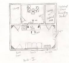 Recording Studio Floor Plans Home Recording Studio Design Emigdio Balderas Pulse Linkedin
