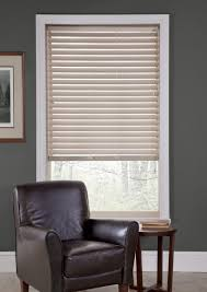 2in faux wood blind thehomedepot