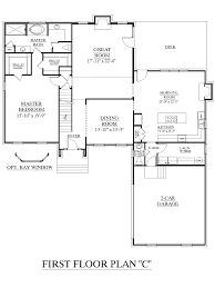 2 Floor House Plans With Photos by House Plan 2995 C Springdale