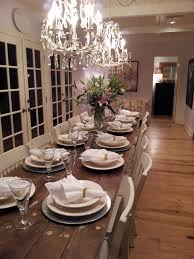 Best  Long Dining Tables Ideas Only On Pinterest Long Dining - Large dining rooms