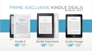 amazon kindle paperwhite black friday deals 2016 amazon prime members can save up to 50 on the kindle