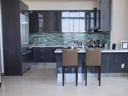 Dark Kitchen Cabinets With Backsplash Backsplashes Kitchen Sink Countertop Decorating Ideas Antique