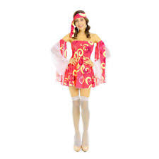 Flower Power Halloween Costume Disco Ebay