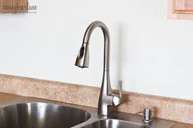 Moen Kitchen Faucet Pull Out Spray Replacement by How To Replace A Kitchen Faucet Honeybear Lane