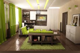 Modern Living Room Furniture Ideas Mesmerizing 60 Brown And Green Living Room Accessories Design