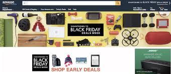 when does black friday start on amazon 7 black friday u0026 cyber monday e commerce optimization tips