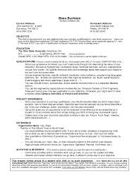 Examples For A Resume by Resume Example For Someone With No Job Experience Resume Ixiplay
