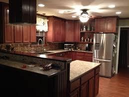 interior elegant ceiling fans oil rubbed bronze kitchen