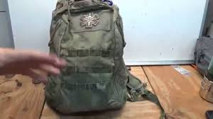 Kelty Map 3500 Edc Survival Pack Grey Ghost Gear Assault Pack Youtube