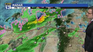 Unm Map Rain Snow And Cold Temperatures Coming To New Mexico Krqe News 13