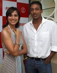 Lara and Mahesh