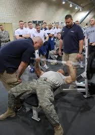 airman wins bench press competition u003e u s air forces central
