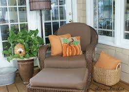 Nautical Home Decor Ideas by Fall Back Porch Decorating Ideas This Makes That