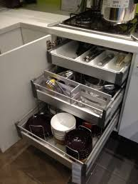 Kitchen Cabinets With Pull Out Shelves by 100 Pull Out Kitchen Cabinet Shop Pull Out Trash Cans At