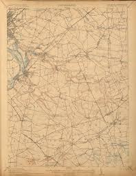 Map Of Pennsylvania And New Jersey by United States Geological Survey Of New Jersey Barbara And