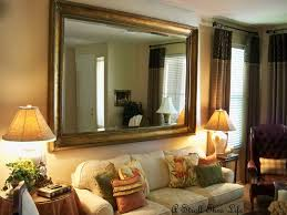 Decorative Mirrors For Living Room Home Design Ideas - Living room mirrors decoration