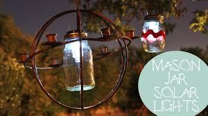 4th of july decoration ideas mason jar solar lights diy youtube