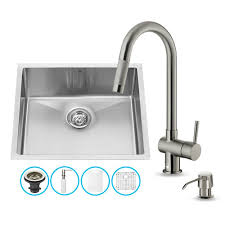 Kitchen Sink With Faucet Set 28 Kitchen Sink With Faucet Set Undermount Kitchen Sink And