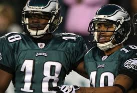 DeSean Jackson and Jeremy Maclin