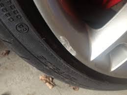 lexus wheels paint code curbed wheels by valet maserati forum