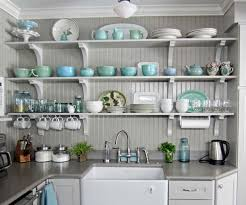 Kitchen Shelving Standout Space Saving Storage Ideas From Readers Open Shelving
