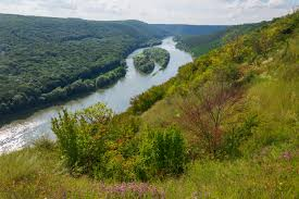 Dniester Canyon National Nature Park