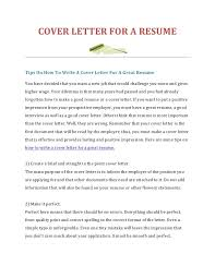 Objective For Internship Resumehow to address or start a cover     aploon