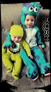 Monsters Baby Halloween Costumes 54 Cute Creepy Clever Halloween Costumes Siblings Buzz