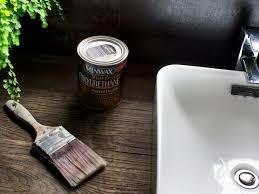Tips For Repurposing A Vanity HGTV - Height of bathroom vanity for vessel sink